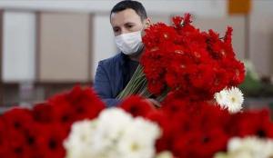 Kovid-19'a rağmen yüz güldüren çiçek sektörü dış talebe yetişemiyor