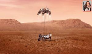 Mars misyonun en kritik kısmında imzası var: Türk bilim insanı Prof. Dr. Behçet Açıkmeşe