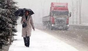 Meteoroloji bölge bölge uyardı! Yağmur, çığ, kar!