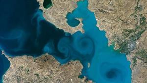 NASA'nın Fotoğraf Yarışmasında Van Gölü Sürprizi: Oylama Yarın Sona Eriyor
