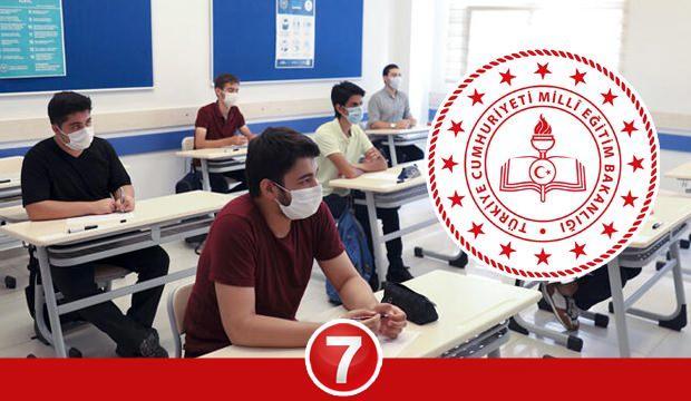 Ortaokul ve liseler ne zaman okula başlayacak? MEB 81 ilde 5,6,7,9,10,11. sınıflar yüz yüze..