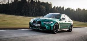 Performans Tutkunlarının Merakla Beklediği Yeni BMW M3 Competition Sedan ve Yeni BMW M4 Competition Coupé Türkiye'de