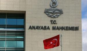 Resmi Gazete'de yayımlandı: AYM'den 4 siyasi parti hakkında suç duyurusu