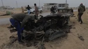 Resulayn'da bombalı saldırı! 1 meyyit, 1 yaralı