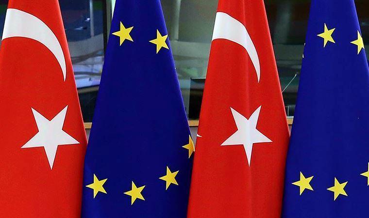 Reuters'a konuşan diplomatlar: AB, Türkiye'ye yaptırımları dondurdu