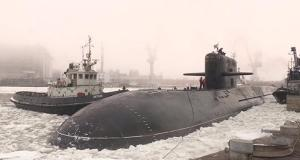 Rusya Donanması'nın envanterine yıl sonuna kadar üç nükleer denizaltı daha katılacak