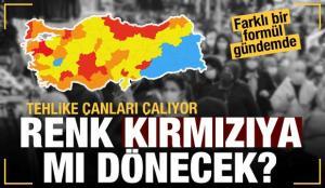 Son Dakika Haberi: İstanbul, Ankara ve İzmir'de renk kırmızıya mı dönecek?