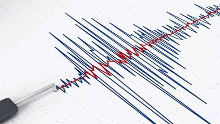 Son dakika: Yunanistan'da 5.1 büyüklüğünde deprem!