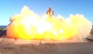 SpaceX'e soğuk duş, 8 dakika sonra patladı!