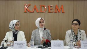 Sümeyye Erdoğan'ın Yönettiği KADEM'den 'İstanbul Sözleşmesi' Tepkisi