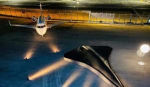Süpersonik savaş Drone'u 'Arrow' tanıtıldı