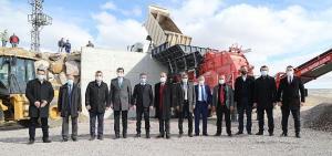 Taş Kırma Makinesi ile Türkiye ve Belediye Ekonomisine Katkı Sağlanacak…