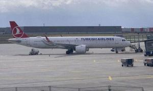 THY uçağından korkutan iniş: Dönüş seferi iptal, İstanbul'dan ekip gönderildi