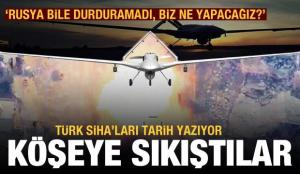 Türk İHA ve SİHA'ları ile ilgili gündemi sarsan gelişme