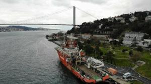 Türkiye'nin ilk ve tek acil müdahale gemisi 'Nene Hatun'