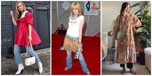 Uzun Üstlerin Dönüşü: Çocukluğumuzun Pantolon Üstü Etek ve Elbise Modası Geri Geliyor