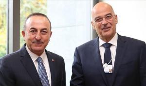 Yunanistan Dışişleri Bakanı: 'Çavuşoğlu ile uygun atmosferde görüşmek istiyorum'