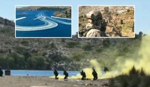 Yunanistan'dan Türkiye'ye karşı Sakız Adası tahriki
