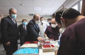 Bakan Varank: 'Yerli Aşıda Faz-2 Sonuçları Ay Sonu Bakanlığa İletilir'