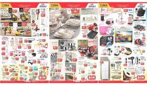 BİM 16 Nisan Aktüel Kataloğu! Hırdavat, züccaciye, yemek takımı ve elektronik ürünlerde…