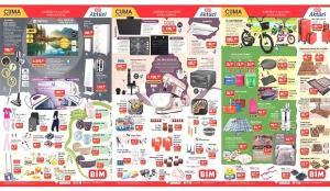 BİM 30 Nisan Aktüel Kataloğu! Elektronik, mobilya, züccaciye, tekstil ve piknik ürünlerinde…