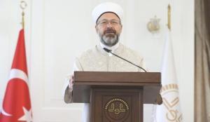Diyanet İşleri Başkanı Erbaş'tan zekat açıklaması