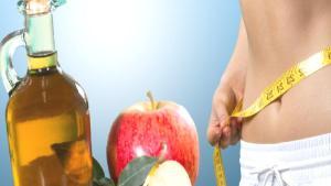 Kilo vermeye yardımcı olması için elma sirkesi kullanımı