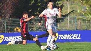 Son dakika – Beşiktaş Kadın Futbol Takımı çeyrek finalde
