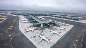 Türkiye havalimanlarından martta 7 milyonu aşkın yolcu geçti
