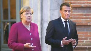 ABD'nin dinleme skandalına Macron ve Merkel'den tepki: Açıklama bekliyoruz