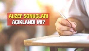 AUZEF sınav sonuçları 2021! İstanbul Üniversitesi Açık ve Uzaktan Eğitim Fakültesi ara sınav sonuçları…
