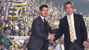 Fenerbahçe taraftarından yönetime büyük tepki! Ülker Stadyumu'na çıkarma yapıp pankart astılar