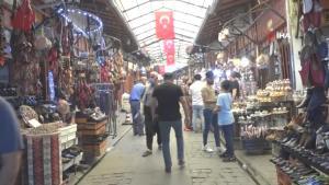 Gaziantep'te 17 gün sonra çekiç sesleri duyuldu