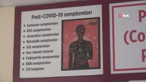 Güneydoğu Anadolu Bölgesinde bir ilk: Diyarbakır'da korona sonrası süreç için 'Post Covid Polikliniği' açıldı