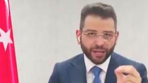İletişim Başkan Yardımcısı Çağatay Özdemir'in İngilizcesi sosyal medyada tartışma konusu oldu