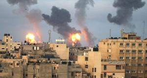İsrail-Filistin geriliminin görüntüleri