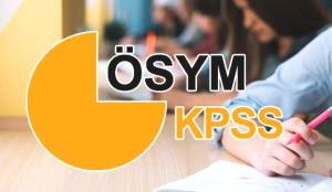 KPSS başvuruları ne zaman başlayacak? ÖSYM 2021 KPSS lisans başvuru ücretleri açıklandı mı?