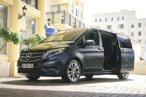 Mercedes-Benz Vito Tourer'a 237 HP'lik motor seçeneği
