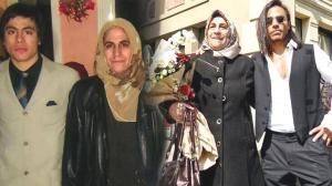 Nusret Gökçe'den Anneler Günü paylaşımı! 'Takım elbise emanet'