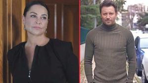 Oyuncu Tolga Güleç, Masumiyet dizisinde yüzüne filtre uygulanan Hülya Avşar'ı tiye aldı