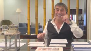 Sedat Peker 6. videoyu yayınladı! Hedefinde yine Bakan Soylu var: Sabıkalı adamımı Sancaktepe Belediye Başkan adayı yaptın
