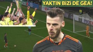 Son dakika haberi – David de Gea hem takımını hem Galatasaray ile Beşiktaş'ı yaktı! Avrupa'dan kötü haber…