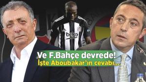 Son dakika transfer haberi: Aboubakar transferinde son dakika… Beşiktaş derken Fenerbahçe'den olay teklif! İşte Aboubakar'ın cevabı
