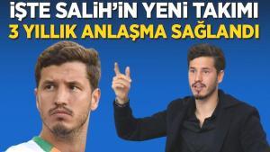 Son dakika transfer haberi: Beşiktaş, Galatasaray ve Trabzonspor peşindeydi! Salih Uçan ile 3 yıllık anlaşma sağlandı, işte alacağı yıllık ücret
