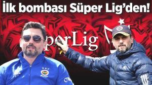 Son dakika transfer haberi – Gaziantep FK ile anlaşan teknik direktör Erol Bulut'un ilk bombası! Süper Lig'in golcüsü…