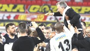 Süper Lig'i şampiyon tamamlayan Beşiktaş, çok ciddi bir gelirin de sahibi oldu
