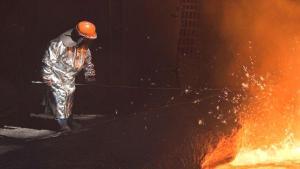 Türkiye'nin ham çelik üretimi nisanda 3.3 milyon tona çıktı