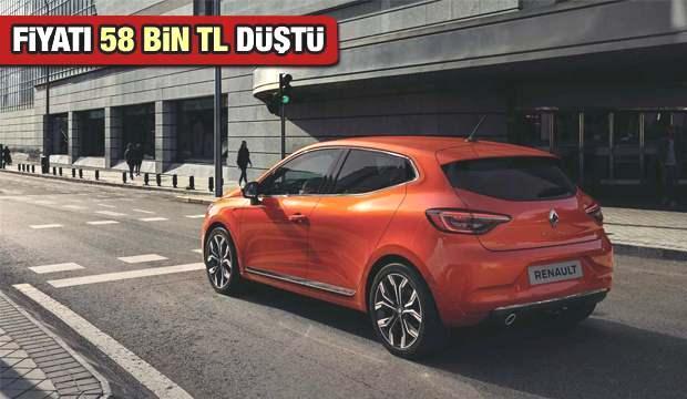 2021 Renault Clio 58 bin TL indirim için zaman daralıyor! 2021 Model sıfır Clio güncel yeni fiyat listesi…