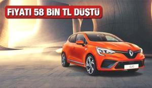 2021 Renault Clio modeline 58 bin TL indim fırsatı! 2021 Model sıfır Clio yeni güncel fiyat listesi…