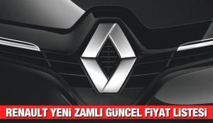 2021 Renault Sıfır Araç Modelleri Haziran Zamlı güncel Fiyat Listesi: 2021 Clio Taliant Megane Talisman fiyatı